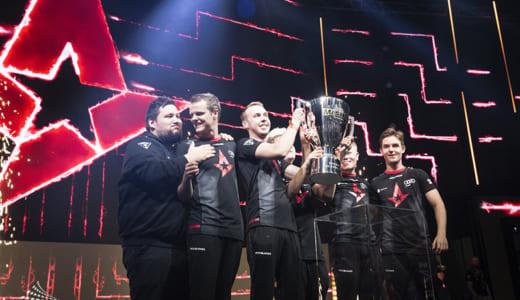 CS:GO『DreamHack Masters Marseille 2018』で Astralis が無敗での優勝を達成
