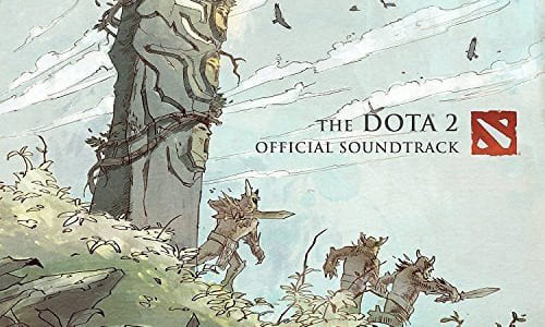 『The DOTA 2 Official Soundtrack』が2017年7月28日に発売、予約受付開始