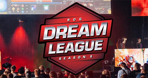 Dota 2プロサーキット メジャー大会『ROG DreamLeague Season 8』でTeam Secretが優勝