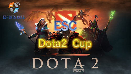 Dota 2オフライン大会『ESC Dota2 CUP』が「e-sports cafe」(東京・新大久保)で4/29(土)に開催