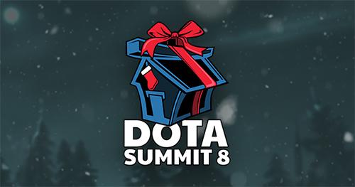 2017年最後のDota 2プロサーキット『DOTA Summit 8』でVirtus.proが優勝
