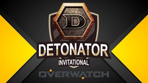招待制Overwatch大会『DETONATOR INVITATIONAL』でDeToNator.GOLDが優勝