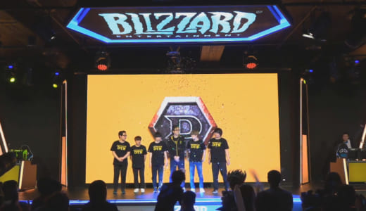 『Overwatch Contenders 2018 Season 1 Pacific』でDeToNator KR(日本プロチーム・韓国部門)が優勝
