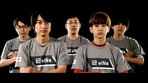 世界大会『Rainbow Six Pro League Season 3 Finals』に挑んだ日本代表eiNsのドキュメンタリムービーが公開