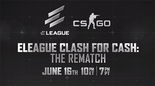 勝者は賞金25万ドル総取り CS:GO『The ELEAGUE Clash For Cash: The Rematch』でAstralisとVirtus.proが対戦