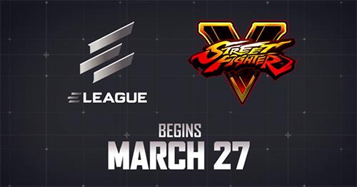 賞金総額25万ドルの招待制大会『ELEAGUE Street Fighter V Invitational』が2017年3月27~30日にアメリカで開催