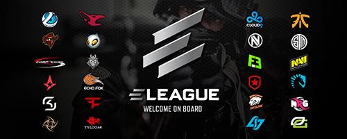 賞金総額120万ドルのCS:GO大会『ELEAGUE』の出場24チームが決定