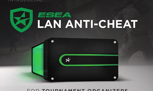 『ESEA』がCS:GOオフライン大会向けのアンチチートツール『ESEA LAN Anti-Cheat』を発表