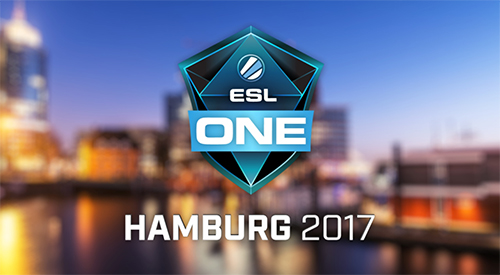 賞金総額25万ドルのDota 2大会『ESL One Hamburg 2017』が2017年10月28日、29日にドイツ・ハンブルクで開催