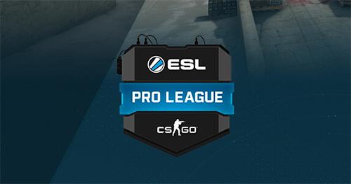 CS:GO『ESL Pro League Season 5』の賞金総額から75万ドルから100万ドルに増額