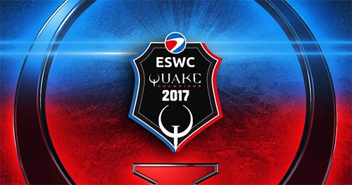 『ESWC Quake Champions 2017』が11/1(水)18時よりスタート予定