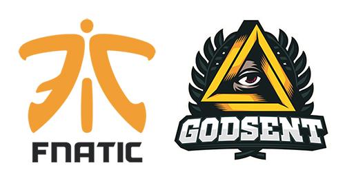 FnaticとGODSENTが再トレードを実施、KRIMZがFnatic、Lekr0がGODSENTに復帰