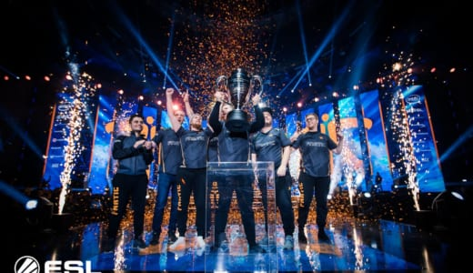 CS:GO『IEM World Championship Katowice 2018』でFnaticが優勝