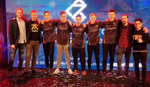 CS:GOのリアリティショー『GAMERZ』でレッドチームが勝利、Fnatic Academyプログラムの参加権を獲得
