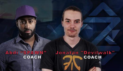 CS:GOのリアリティショー『GAMERZ』のコーチ担当がSpawN、Devilwalkに決定、2018年3月5日よりMixerで独占配信