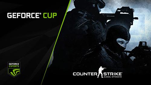 1Dayトーナメント『GeForce CUP: CS:GO #02』10/22(日)13時30分より試合スタート