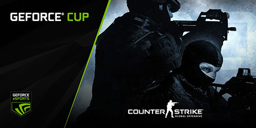 NVIDIAが『GeForce CUP: CS:GO』の試合サーバー8台を一般開放、期間限定で大会のGOTVデモを公開