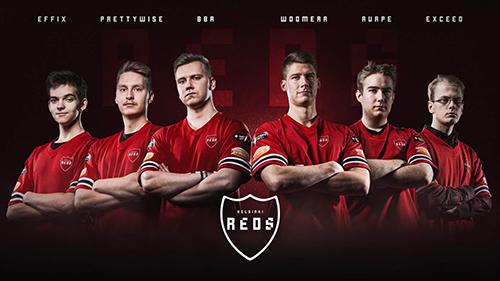 フィンランドのプロアイスホッケーチーム『Helsingin IFK』がeスポーツに参入、『Helsinki REDS』を発足しOverwatchで活動開始