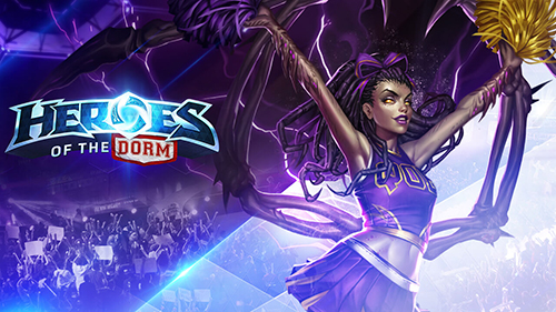 Facebookが『Heroes of the Storm』北米大学対抗戦『Heroes of the Dorm 2017』の独占配信権を獲得