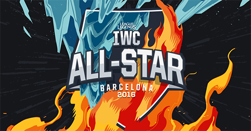 LoLオールスター大会『2016 IWC All-Star Event(IWCA)』の日本代表チームメンバーがファン投票により決定