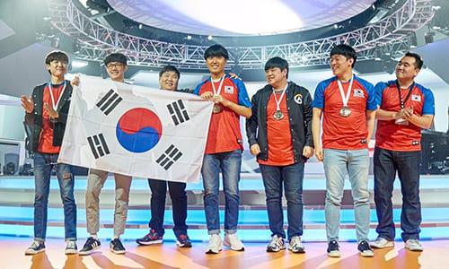 公式国際大会『Overwatch World Cup 2016』で韓国が無敗の完全優勝を達成