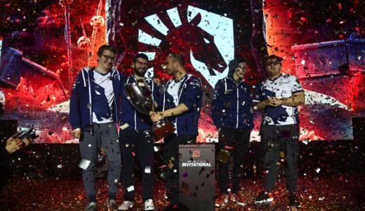 Dota2プロサーキット『StarLadder i-League Invitational Season 4』でTeam Liquidが優勝、KuroKy選手がプロ通算1,000勝を達成