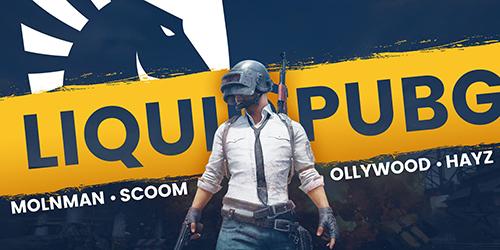 プロゲームチーム『Team Liquid』が注目のバトルロイヤルゲーム『PUBG』部門を設立