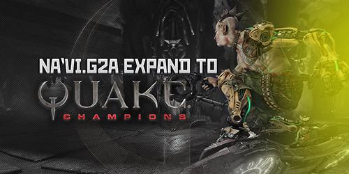 『Natus Vincere』がQuake Champions部門を設立、1vs1のレジェンドCoollerと契約