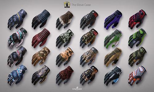 『CS:GO』アップデート(2016-11-28)、新たな装飾アイテム「グローブ」を含む「Glove Case」が追加