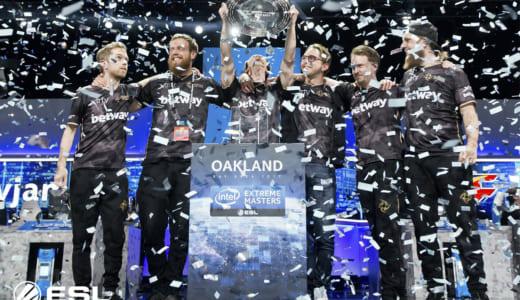 CS:GO『IEM Season 12 Oakland』でNinjas in Pyjamasが2年連続優勝、チーム最年少REZがMVPを獲得