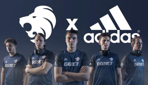 プロゲームチーム『North』がスポーツ用品メーカー大手『adidas』とスポンサー契約を締結