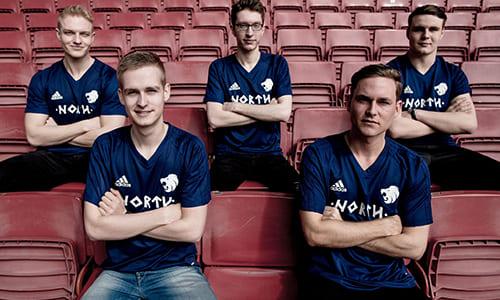 「F.C. Copenhagen」のeスポーツチーム『North』がCS:GOアカデミーチームの結成を発表、選手と3年契約