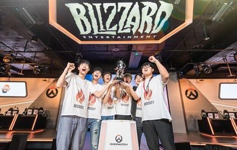 『Overwatch』公式大会『OPC Season 2』で韓国「Ardeont」が完全優勝