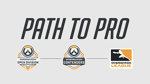 ブリザードが『Overwatch』2018年公式大会のブランド統合・仕組みを改定、プロ選手になるための道のりを整備