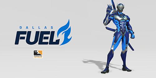 『Overwatch League』ダラスチームの名称が「Dallas Fuel」に決定