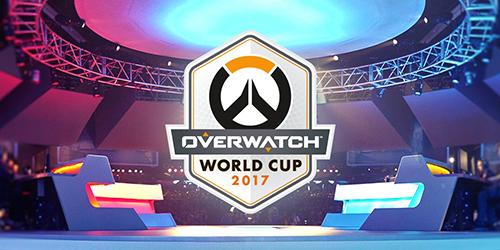 公式国別対抗戦『Overwatch World Cup 2017』プレーオフが11/4(土)04:15頃よりスタート予定