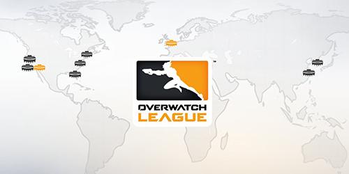 公式リーグ『Overwatch League』にロンドン・ロサンゼルスチームが新規参戦