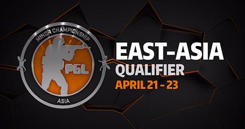 CS:GO『PGL Asia Minor Championship』東アジア予選 準々決勝が4/22(土)20時開始、日本からDTN、DNG、MISOが出場