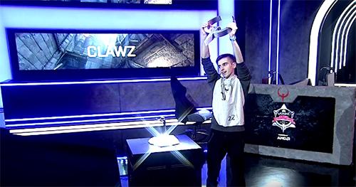 賞金総額100万ドル『Quake World Champions』で19歳のClawzが1vs1・チーム部門でダブル優勝
