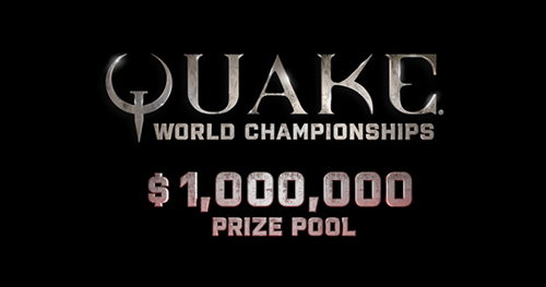 賞金総額100万ドル『Quake World Champions』が『QuakeCon 2017』で開催中