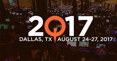 Quakerの祭典『QuakeCon 2017』の開催日が2017年8月24~27日にアメリカで開催