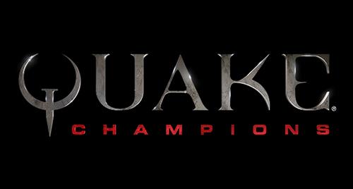 『Quake Champions』のクローズドベータが当選者第一弾を対象にスタート