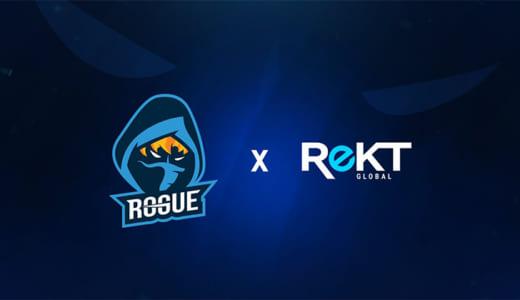 スティーヴ・アオキ氏が共同オーナーを務めるプロゲームチーム『Rogue』をeスポーツのインフラサービス会社『ReKTGlobal』が買収