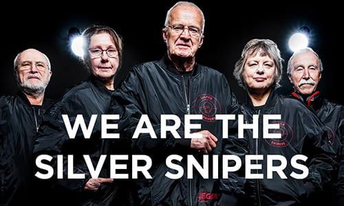 最年長は81歳、シニアCS:GOチーム『Silver Snipers』が世界最大のLANゲームパーティ『Dreamhack Winter 2017』に参戦
