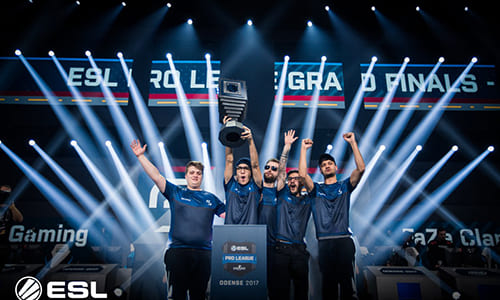 CS:GO『ESL Pro League Season 6 Finals』で SK Gaming が優勝