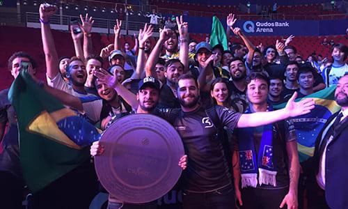 CS:GO大会『IEM Sydney 2017』プレーオフで SK Gaming が優勝