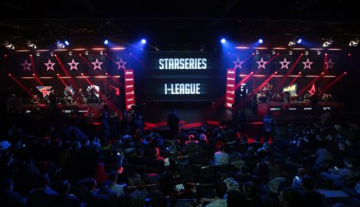 『StarSeries i-League CS:GO Season 5』が2018年5月28日(月)16時よりスタート
