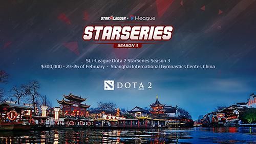 賞金総額30万ドルのDota 2大会『SL i-League Season 3 LAN-finals』が2/23(木)にスタート