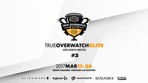 オンライン大会『True Overwatch Elite #3』で「僕らのユリイカ」が優勝