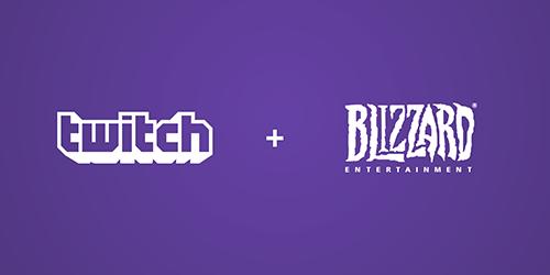 『Twitch』が『Blizzard Entertainment』と提携、2018年までの公式大会独占サードパーティー放映権を取得
